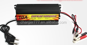 Hot 10A,15A,20A,25A lead acid battery charger Battery Charger factory