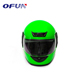 OFUN Top Brand Unique PVC Visor Covers Face Motorcycle Helmet