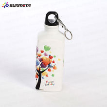 Sublimation Sports Water Bottles Square Shape 500ML