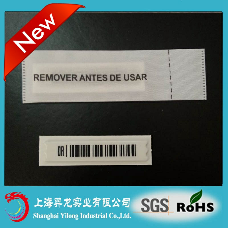 New Products Fashion Design Adhesive Labels for The carton packaging goods 58Khz Dr Lable Tester