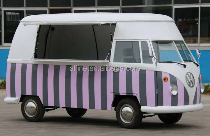 super quality multifunctional food truck trailer