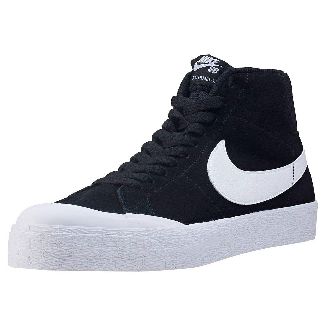 sports shoes 34f27 3cd30 Get Quotations · NIKE SB Blazer Zoom MID XT Mens Skateboarding-Shoes  876872-019 9 - Black