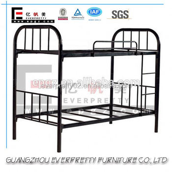 Two Platform Bunk Beds For Adult Used Commercial Metal Frame Cheap