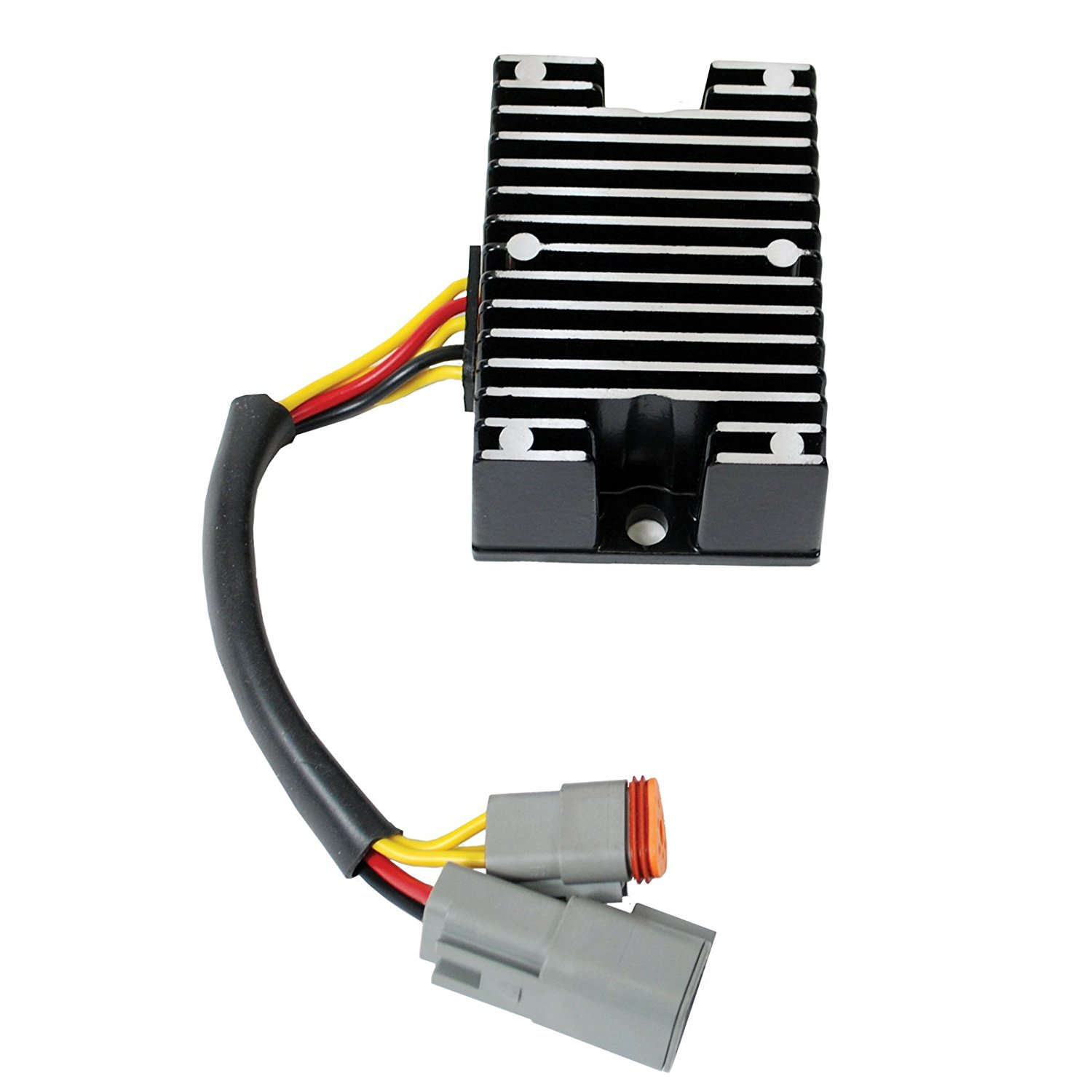 Sea Doo voltage regulator rectifier GTX 4-Tec /GTX 4-Tec SC /GTX 4-Tec Ltd /RXP /RXT /3D RFI /GTI LE RFI 278001969 2002 2003 2004 2005 2006 2007
