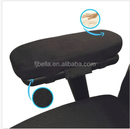 Universal Memory Foam Arm Cushion,Elastic Office Chair Armrest Cover,Newest Customize Arm Pad