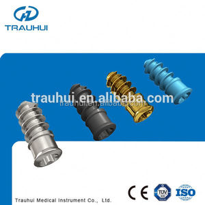 Anterior Cervical Plate Fixedangle Screw spine implants instrument set for thoracic lumbar Camic-II