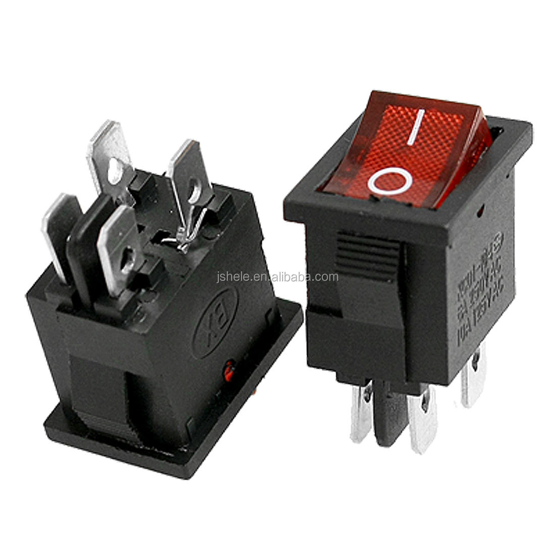 Electric Rocker Switches, Electric Rocker Switches Suppliers and ...