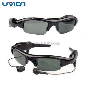 Mobile Camera DV Digital MP3 Sunglasses with Built-in 8GB Memory