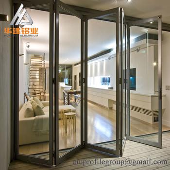 Aluminum Folding Door,Bi-fold Doors Available In Sizes From 1.8m ...
