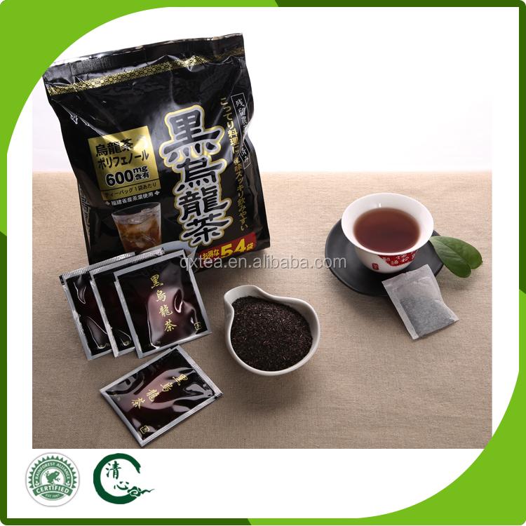Japanese Standard Black Oolong Tea for Weight Loss - 4uTea | 4uTea.com