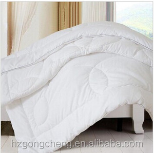 Silky Kapok Quilt with kapok fiber white soft and comfortable