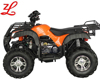 2019 150cc quad bike plastic body promotion mini atv for sale