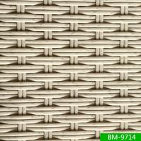 Modern Stylish UV-resistant Patio Furniture Weaving Fiber Artificial Rattan
