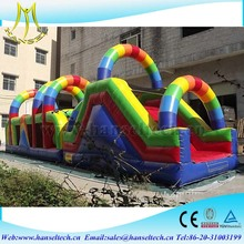 Hansel safe and reliable inflatable a variety of game equipment slide climbing challenge level barrier