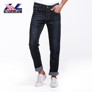 89ba9239b84 Wholesale OEM High quality custom Man Jeans Famous Brand Pants For Men Denim