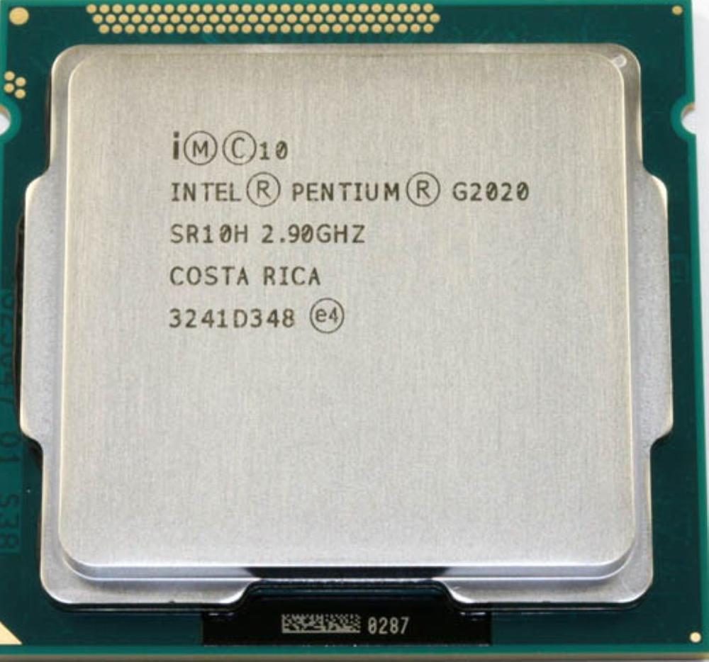 Intel Pentium G2020 2.9GHz CPU Quad-Core Processor фото