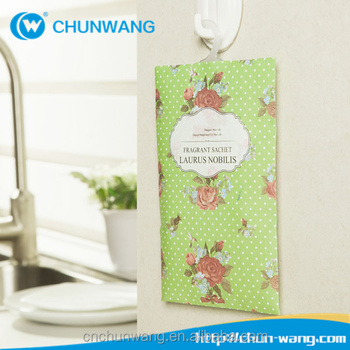 Home Use Closet Air Freshener Fragrance, Hang Paper Closet Air Perfume For  Clothes