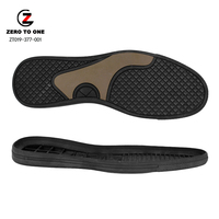 black rubber outsoles for shoe making