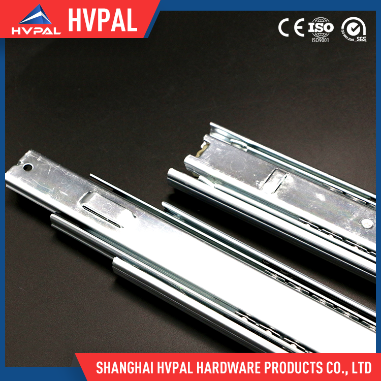 BEST PRICE & PROFESSIONAL SUPPLIER Kitchen Cabinet Full Extension telescope channel ball bearing drawer slides