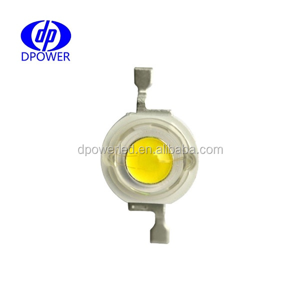 Epistar chip LED 3W High power LED 120lm w cheap price
