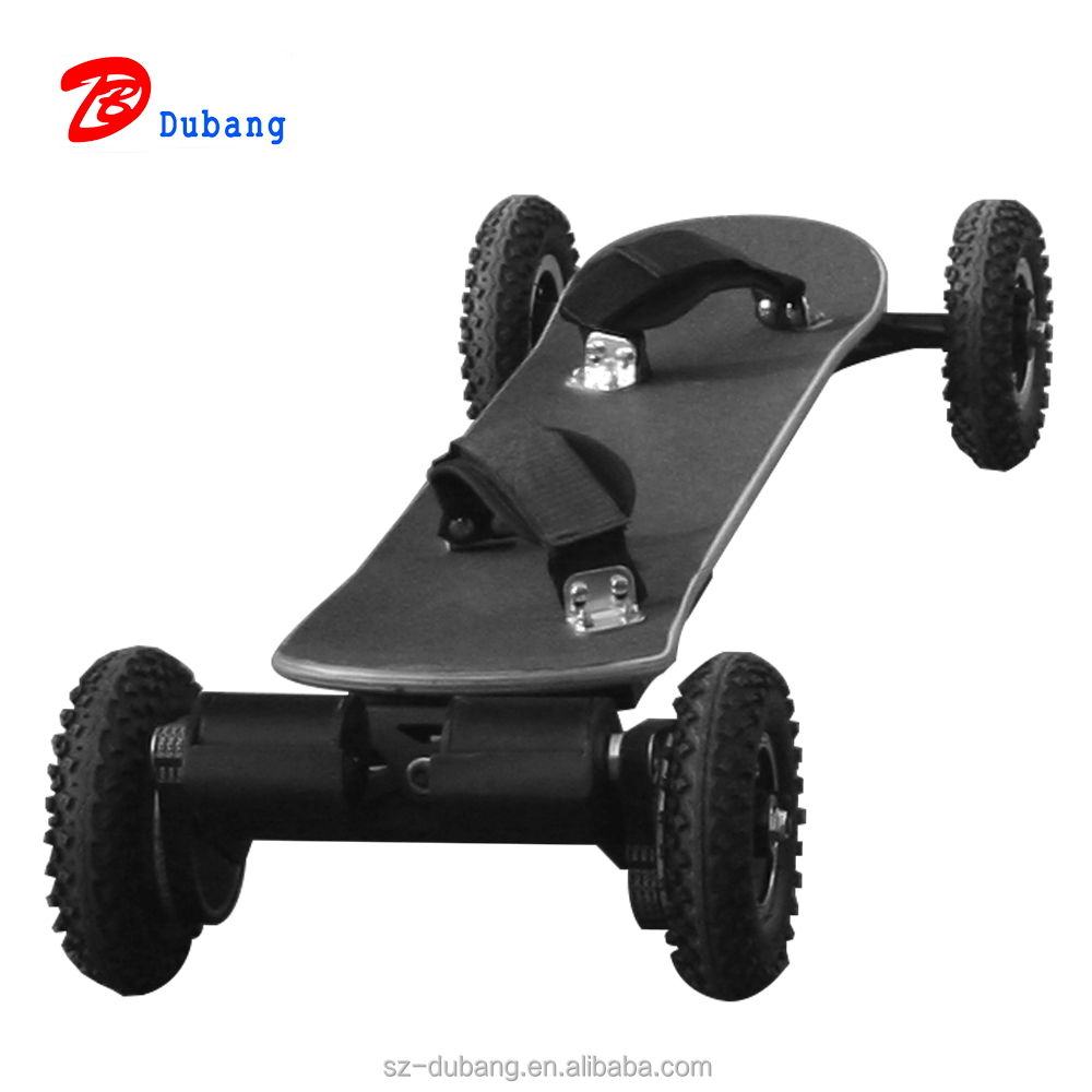 2018 off road electric skateboard boosted skateboard 2000W with brushless motor
