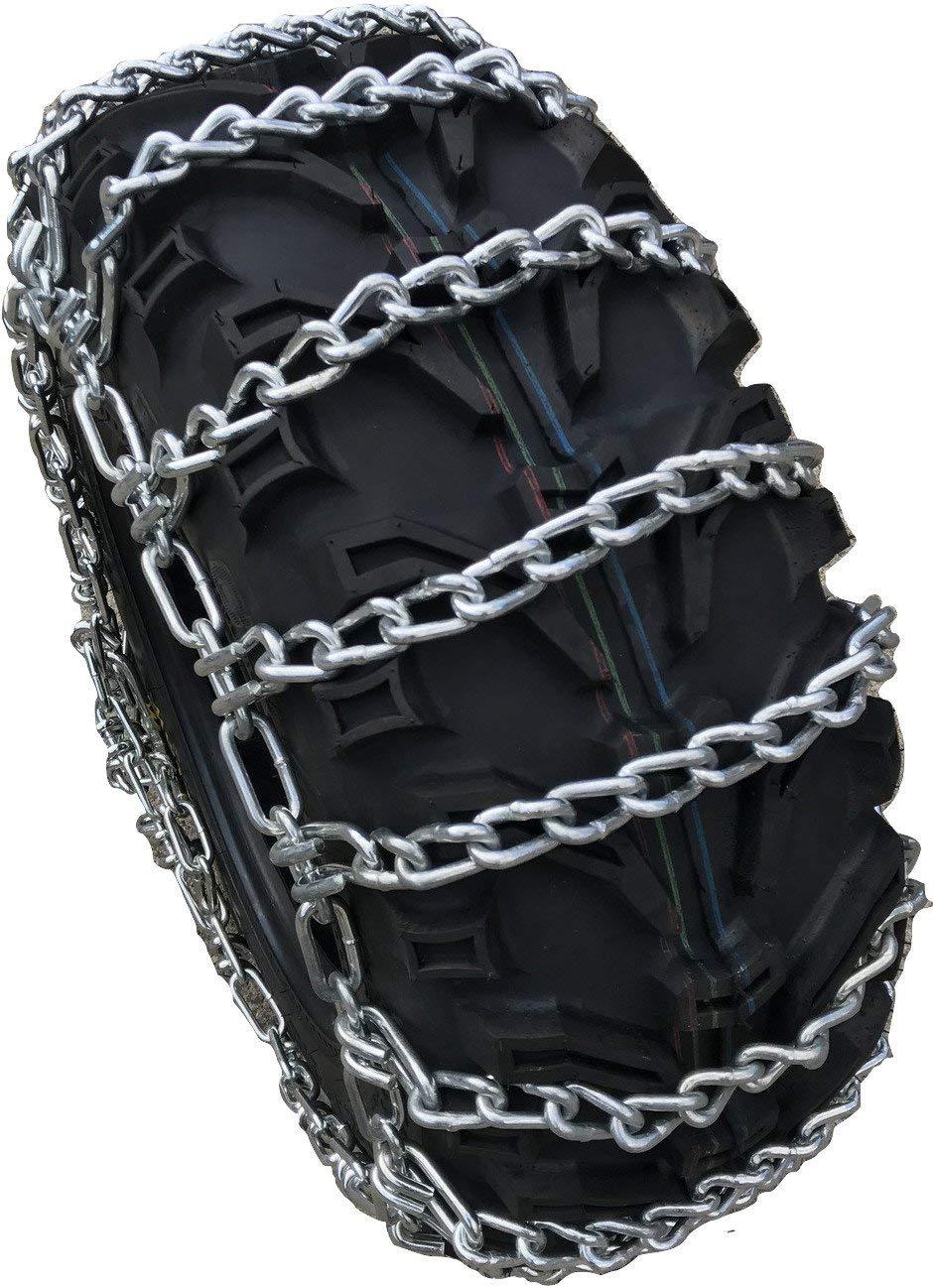 TireChain.com ATV UTV Tire Chains ATV512 Studless (No V-Bar) 24x11-11, 25x8-10, 25x8-11, 25x8-12, 26x8-12