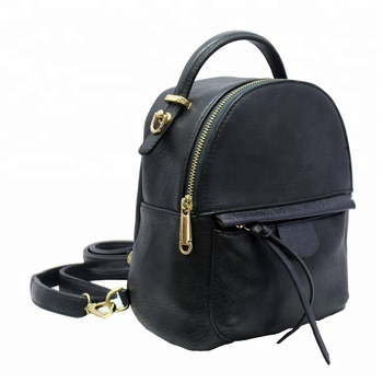 a644c13b20 Fashion Designer Wholesale Small Backpacks Women Mini Outdoor Handbag Purse  Pu Leather Backpack For Girls