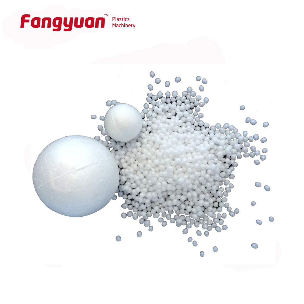 Fangyuan factory price top grade expandable polystyrene balls eps resin beads foam raw material