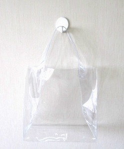Quality assurance Low price Clear PVC Reusable Carry Bag with Handle Makeup Bag Travel Toiletry