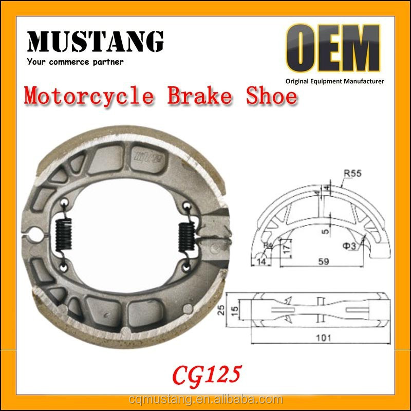 China Factory Oem Aotisi Brand Name 185g 210g Motorcycle Cg125 ...