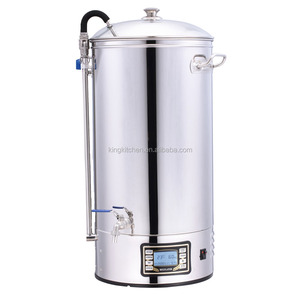 Micro Brewery 50L/ Beer Brewing Equipment/Guten Equip 50/ Electric Mash Tun/ BM-S500M-1