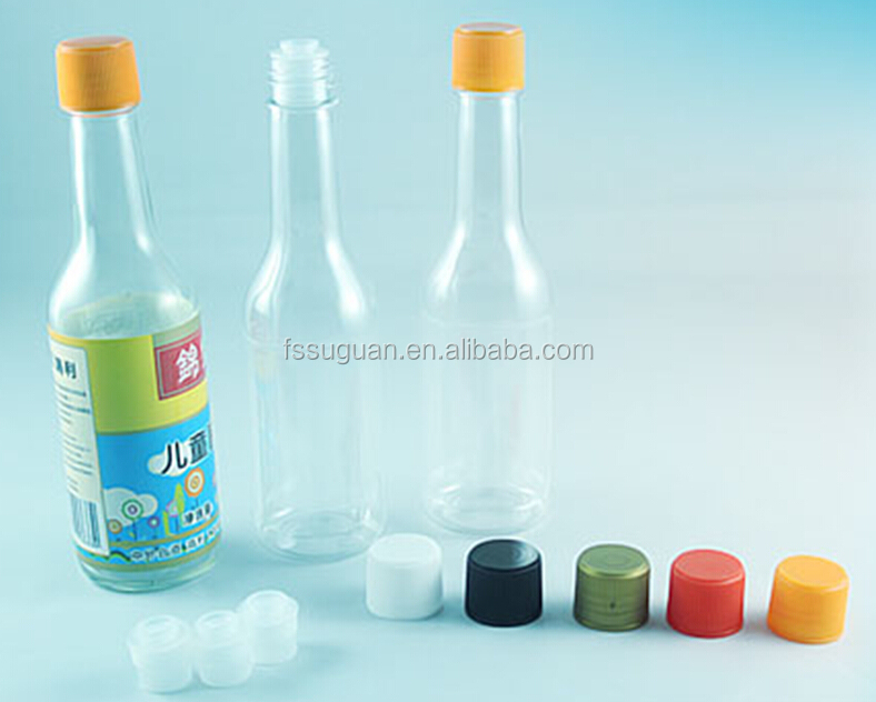 150ml glass bottle with cap , clear glass bottle