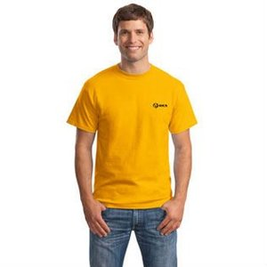 Promotional T-Shirts - Hanes Short Sleeve T-Shirts (100% Beefy-T cotton) Colored