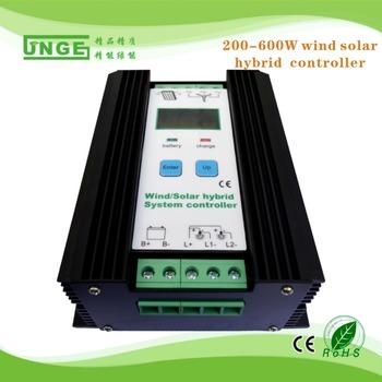 12v 24v 400w Pwm Wind Solar Hybrid Controller Wind Generator ...