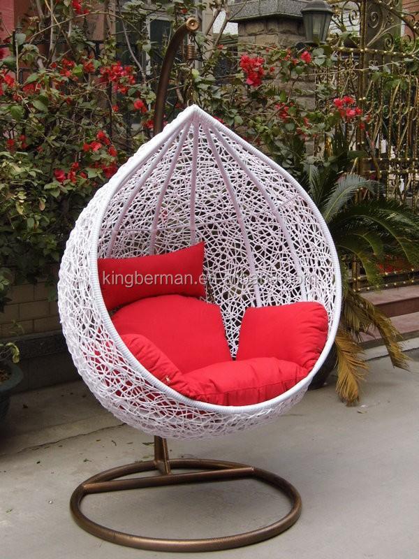 Hangmat Stoelen voor Slaapkamers Rotan Rieten Swing Stoel Rieten Ovale Stoel patio schommels