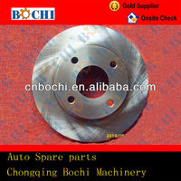 Best saling Semi-metal ceramics top quality truck brake disc rotor