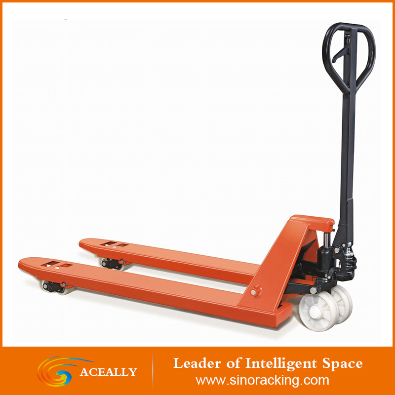 Cheap Price Qlty 2 Ton Ce Hydraulic Hand Pallet Jack with Wheels