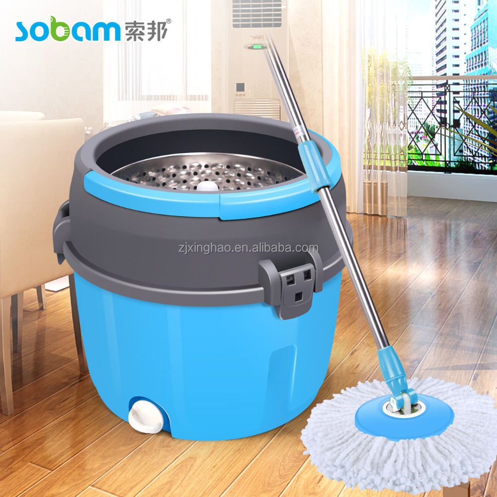 Hot sale mini portable cleaning mop XH032