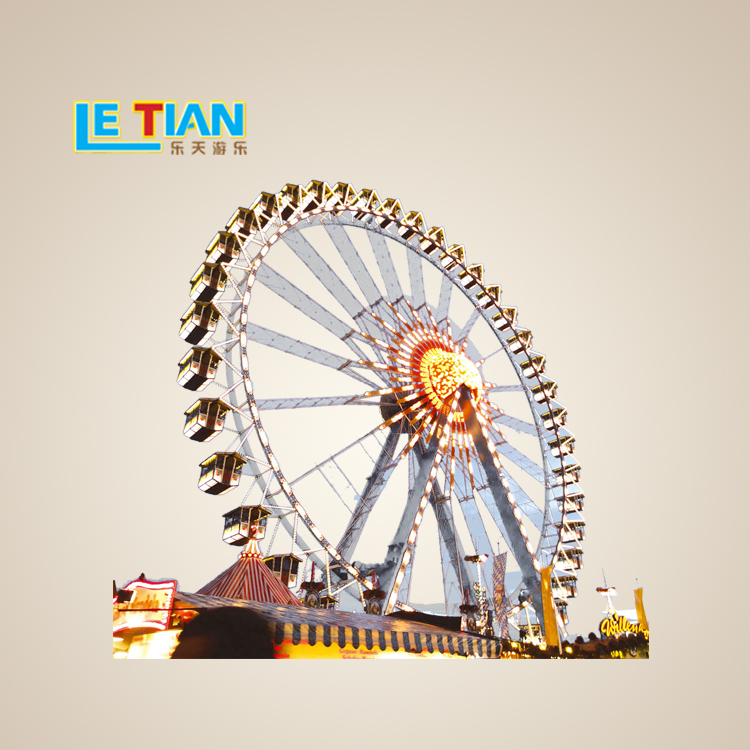 Large Outdoor Ferris Wheel Wonder Wheel Manufacturers