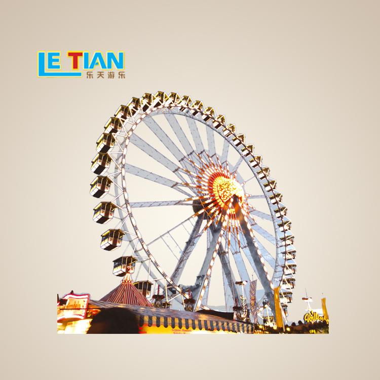 Large Outdoor Ferris Wheel Wonder Wheel Manufacturers