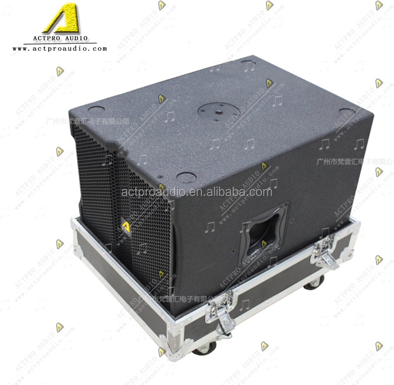 Professional column speaker KR402 array column speaker