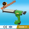 600ml Dual Battery Silicone Caulking Gun in Industry