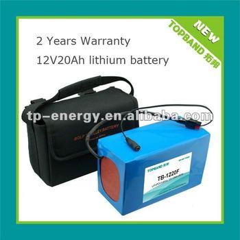 Golfkar Batterij 12v 5a Charger Battery Bag Anderson Connector Buy