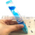 Novelty Liquid Motion Hourglass Timer Pen Sensory Fidget Pens Toys Gift Acrylic for Office Desk Kids Adults Children