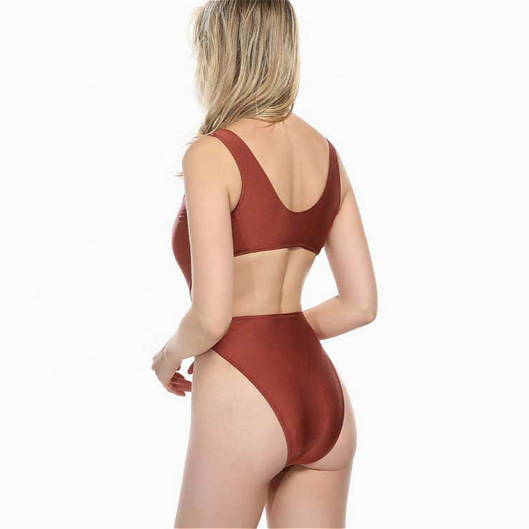 Wholesale High Quality Girls Women Sexy Swimwear One Piece Swimsuit Bathing Suit Swim Wear For Ladies