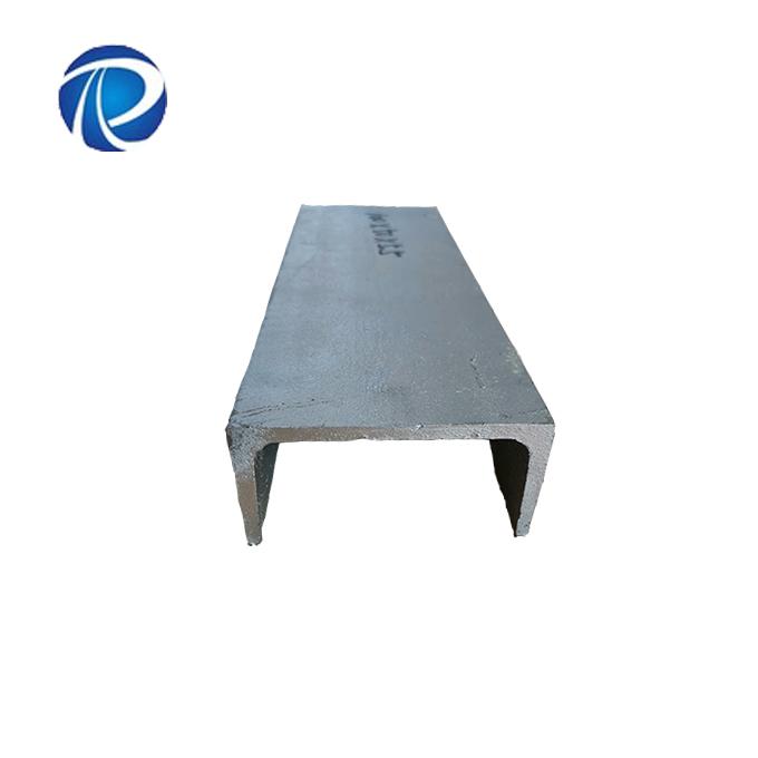 Hohe qualität verzinkt c profil c kanal dach struktur/stahl c kanal in China