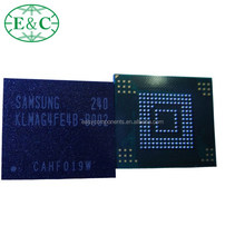 Emmc ic <span class=keywords><strong>mémoire</strong></span> flash nand puce KLMAG4FE4B-B002