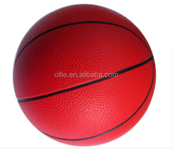 cheap PU foam stress toy basketball