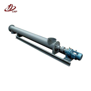 Auger pellet flexible inclined screw conveyor for silo cement