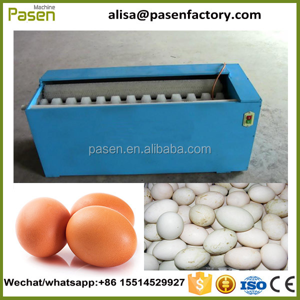 egg cleaning machine/egg processing plant